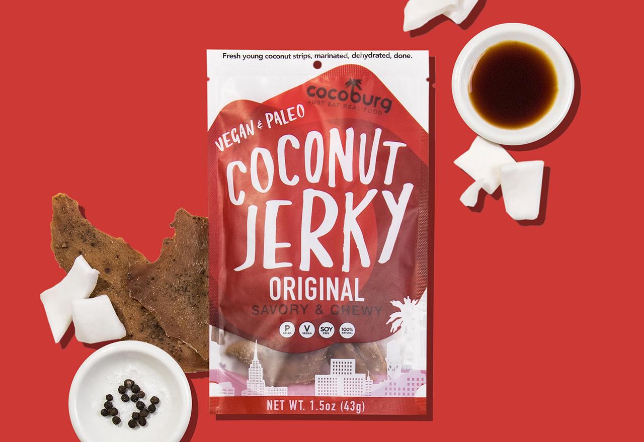 coconut jerky