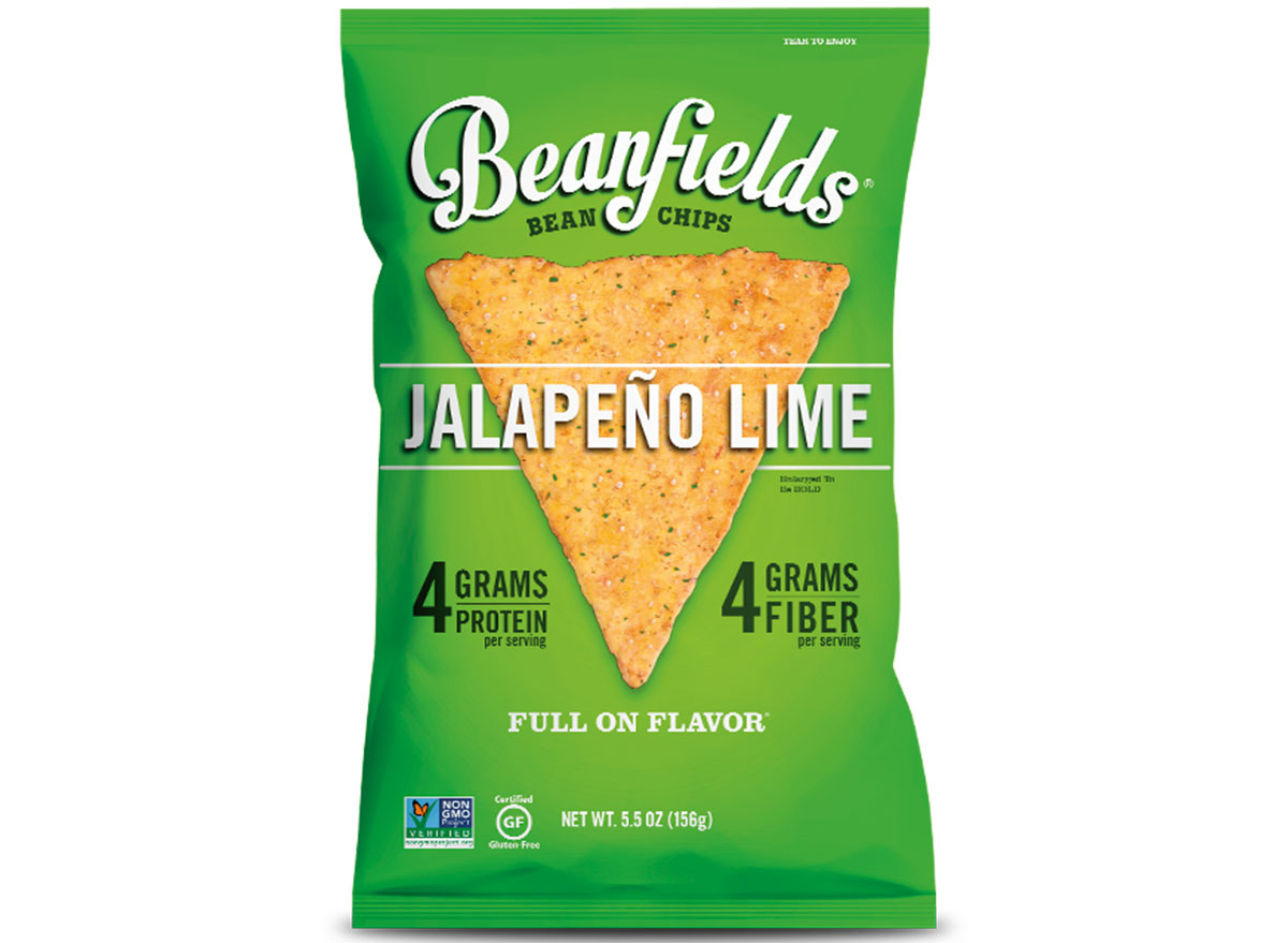 beanfields chips jalapeno lime bag