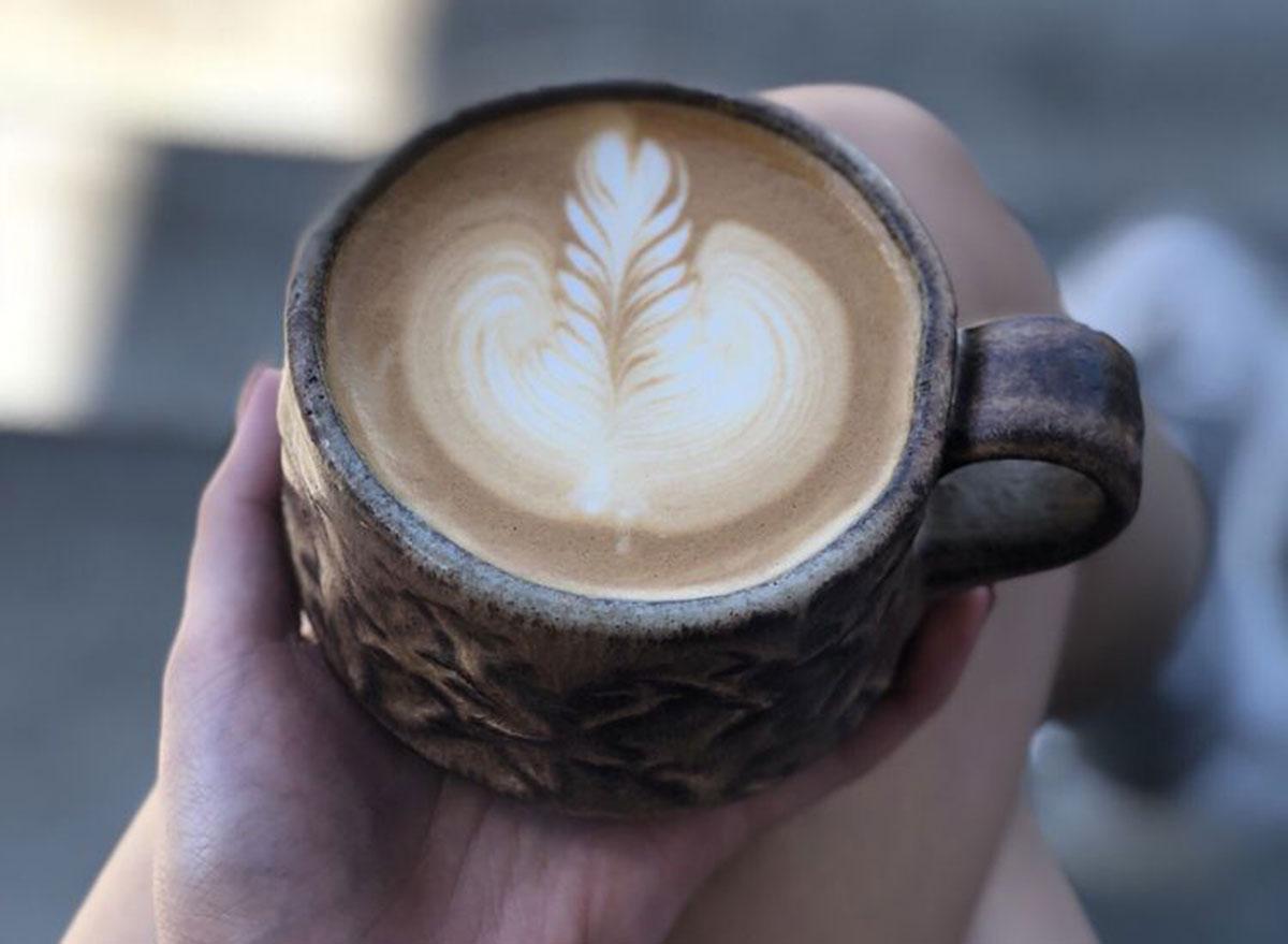 bearcat cafe coffee mug