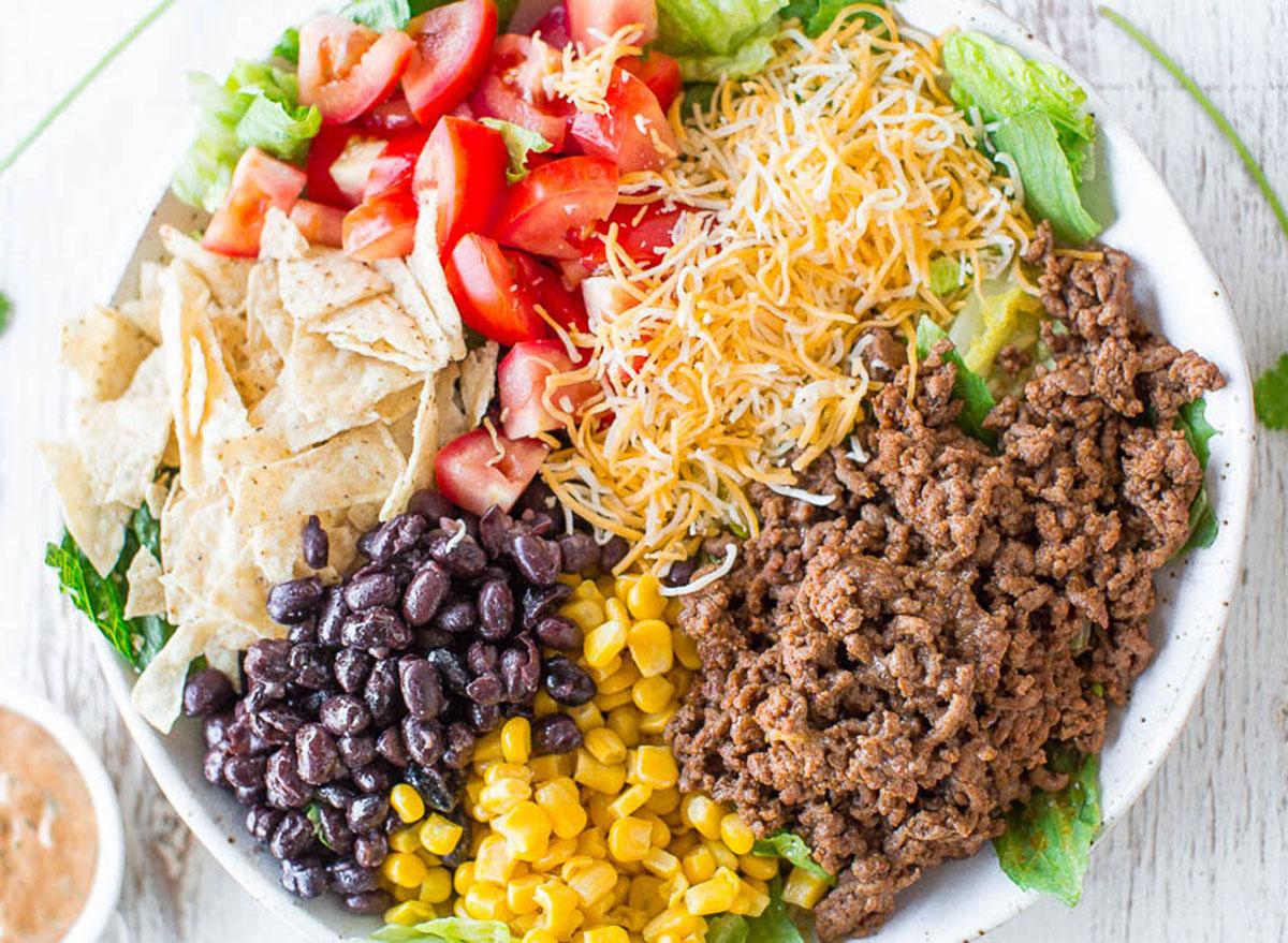 taco salad averie cooks recipe