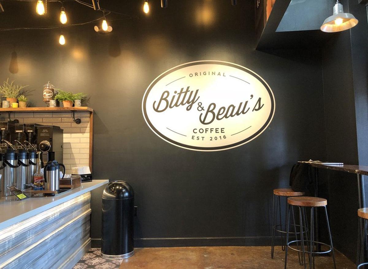 bitty beaus coffee shop