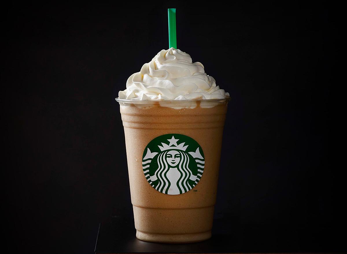 starbucks caffe vanilla frappuccino blended coffee