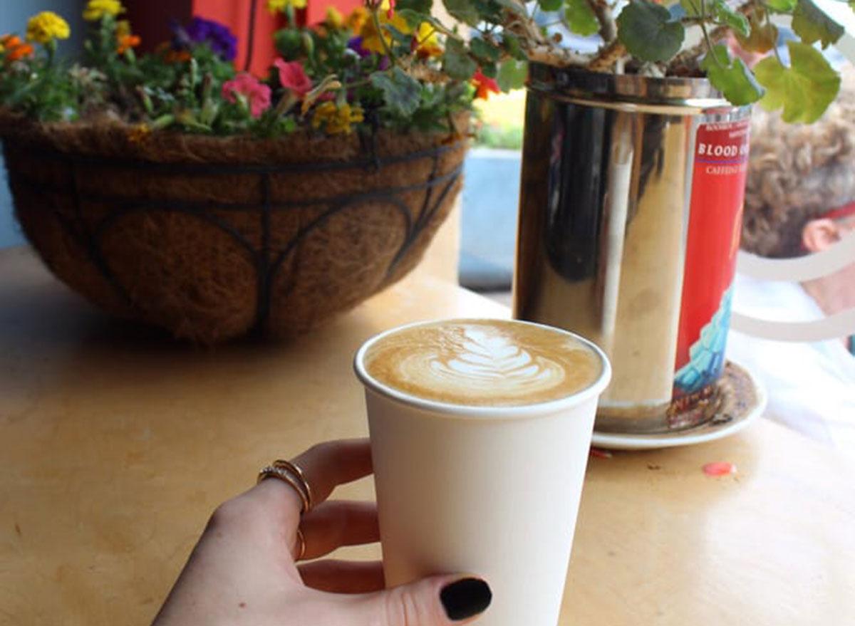 espresso fino colorado latte