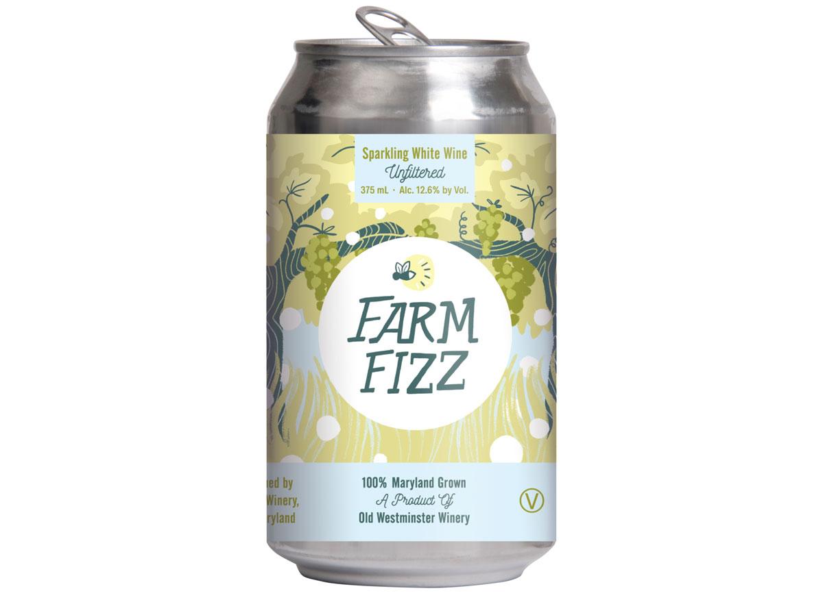 farm fizz summer wine