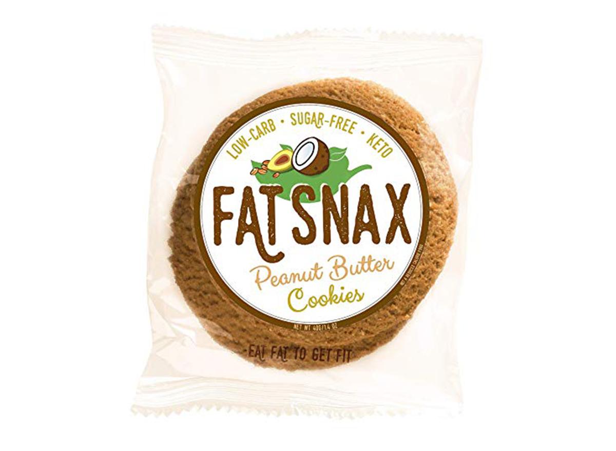 fat snax pb cookies