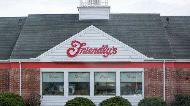 Friendlys restaurant