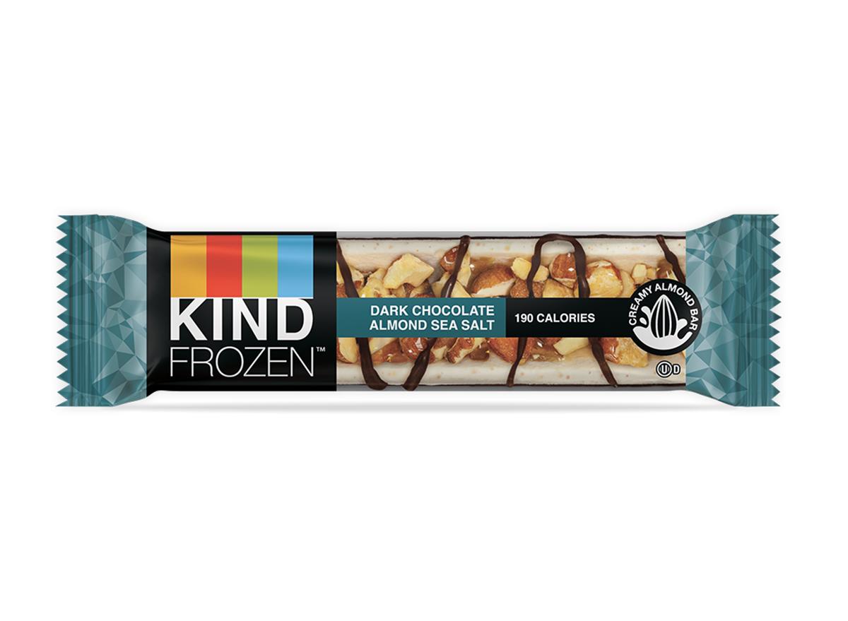 kind frozen snack bar