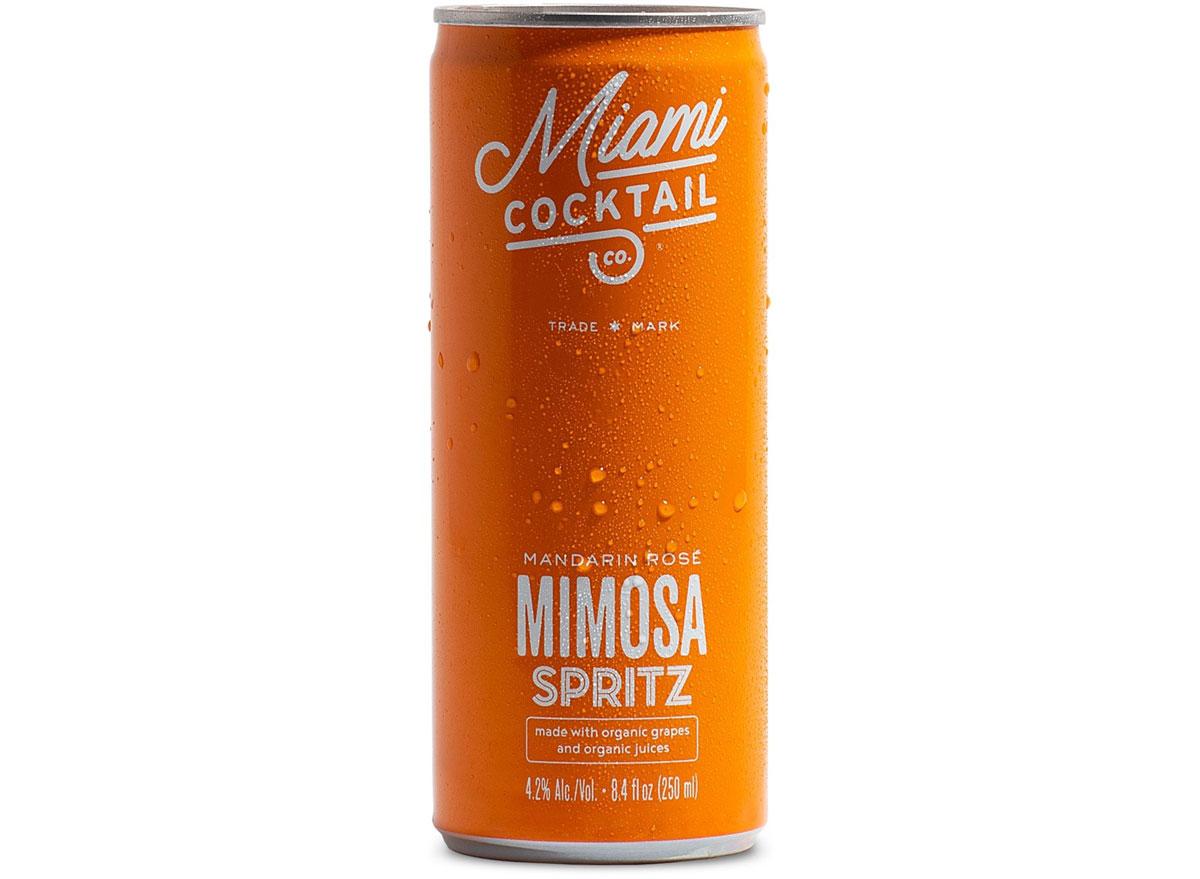 miami cocktail co mimosa spritz