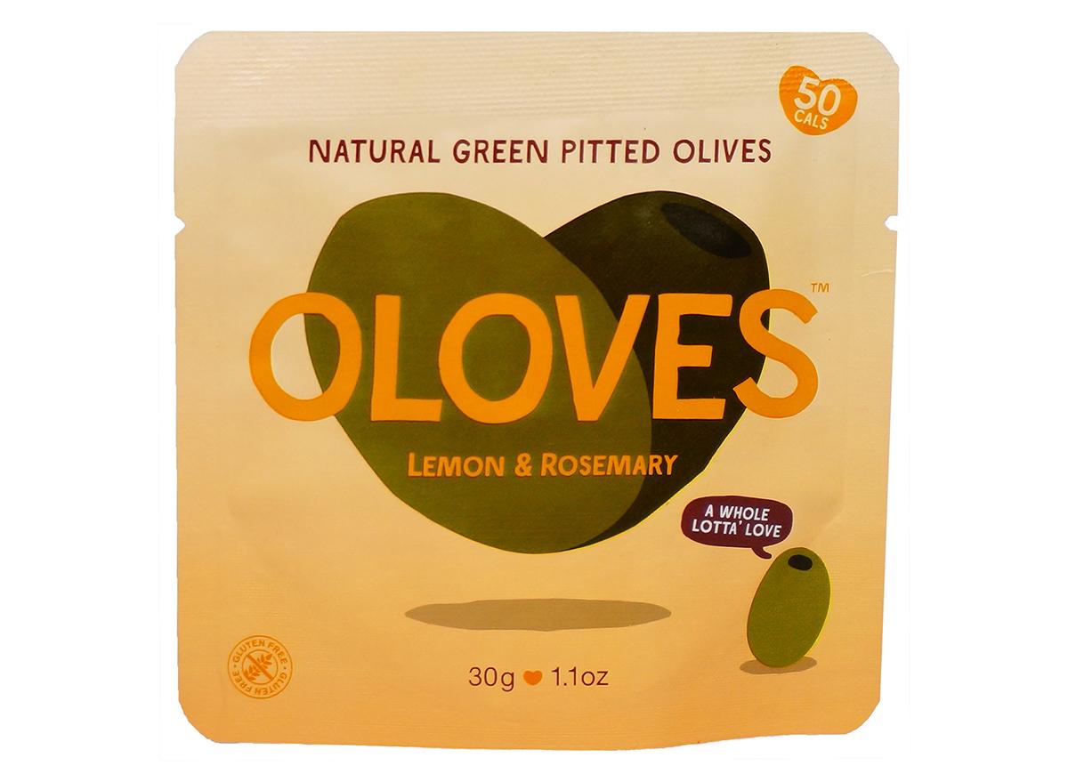 oloves olives lemon rosemary