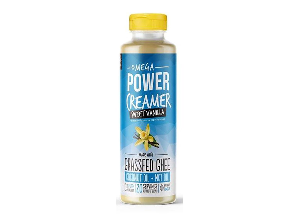 omega power creamer bottle