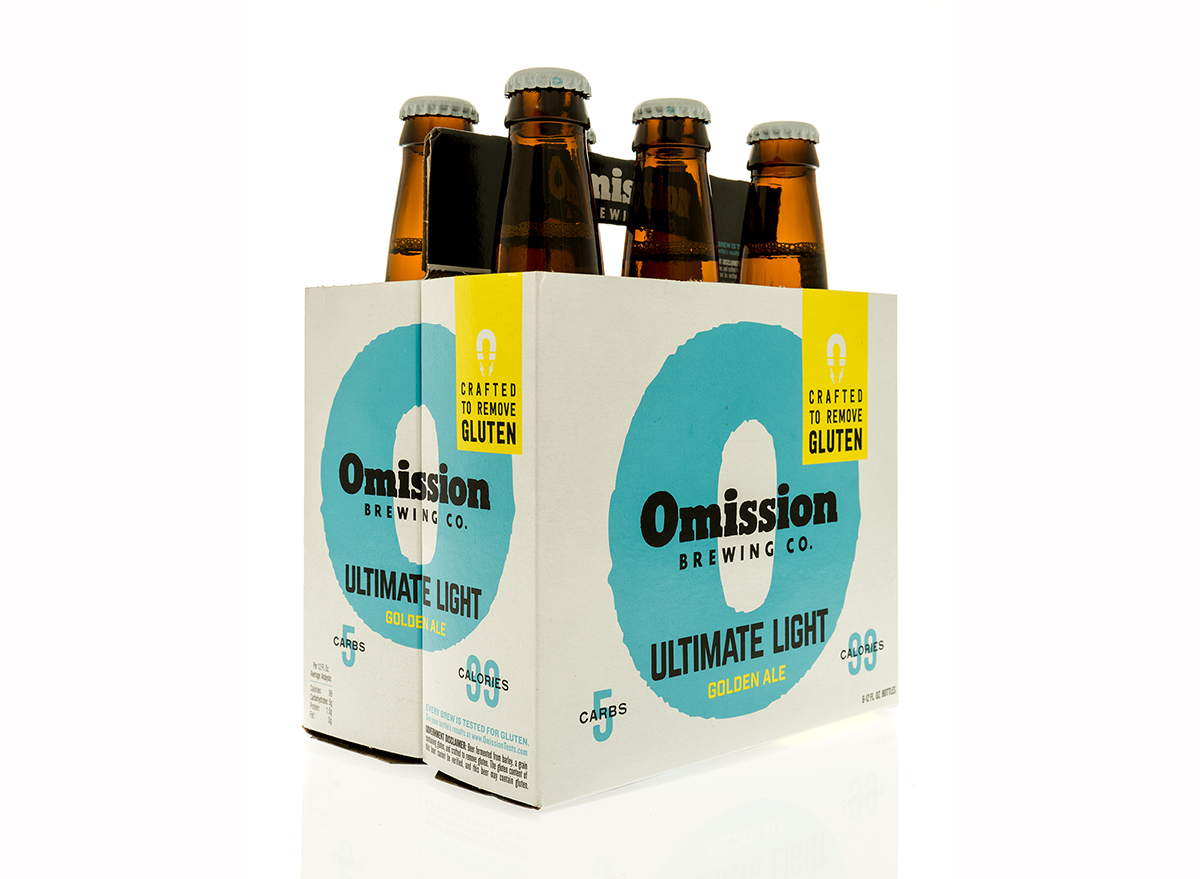 omission gluten-removed beer