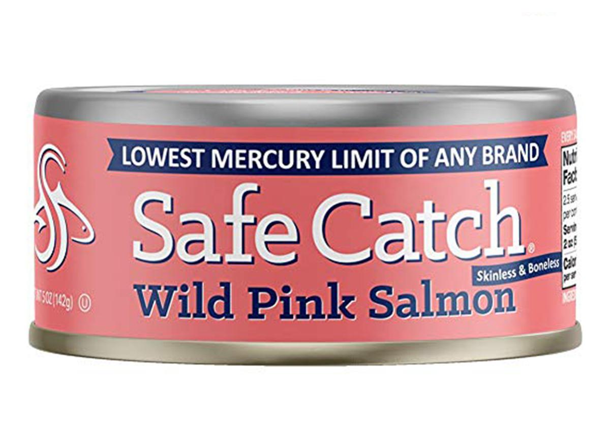 safe catch elite wild pink salmon