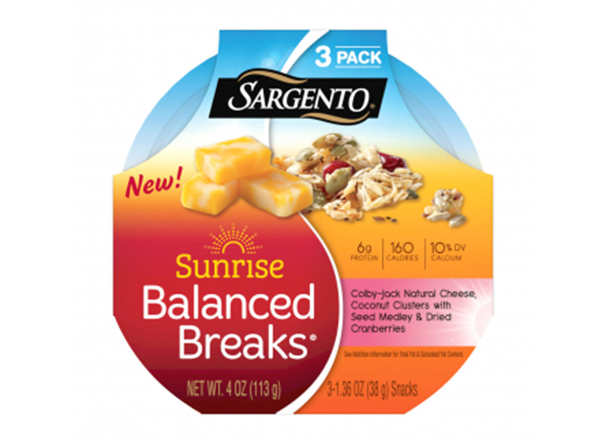 sargento sunrise balanced breaks colby jack natural cheese pack