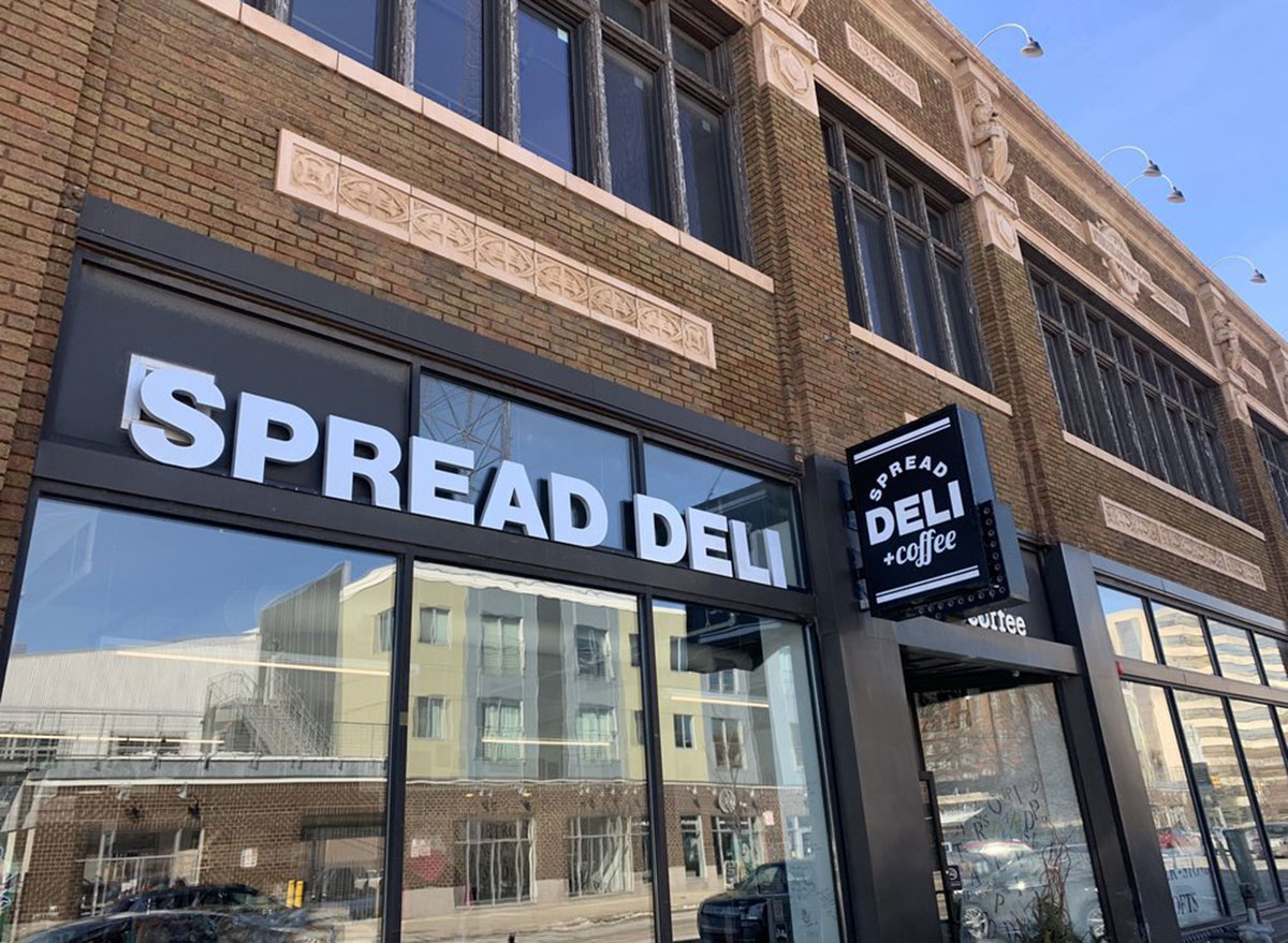 spread deli coffee shop