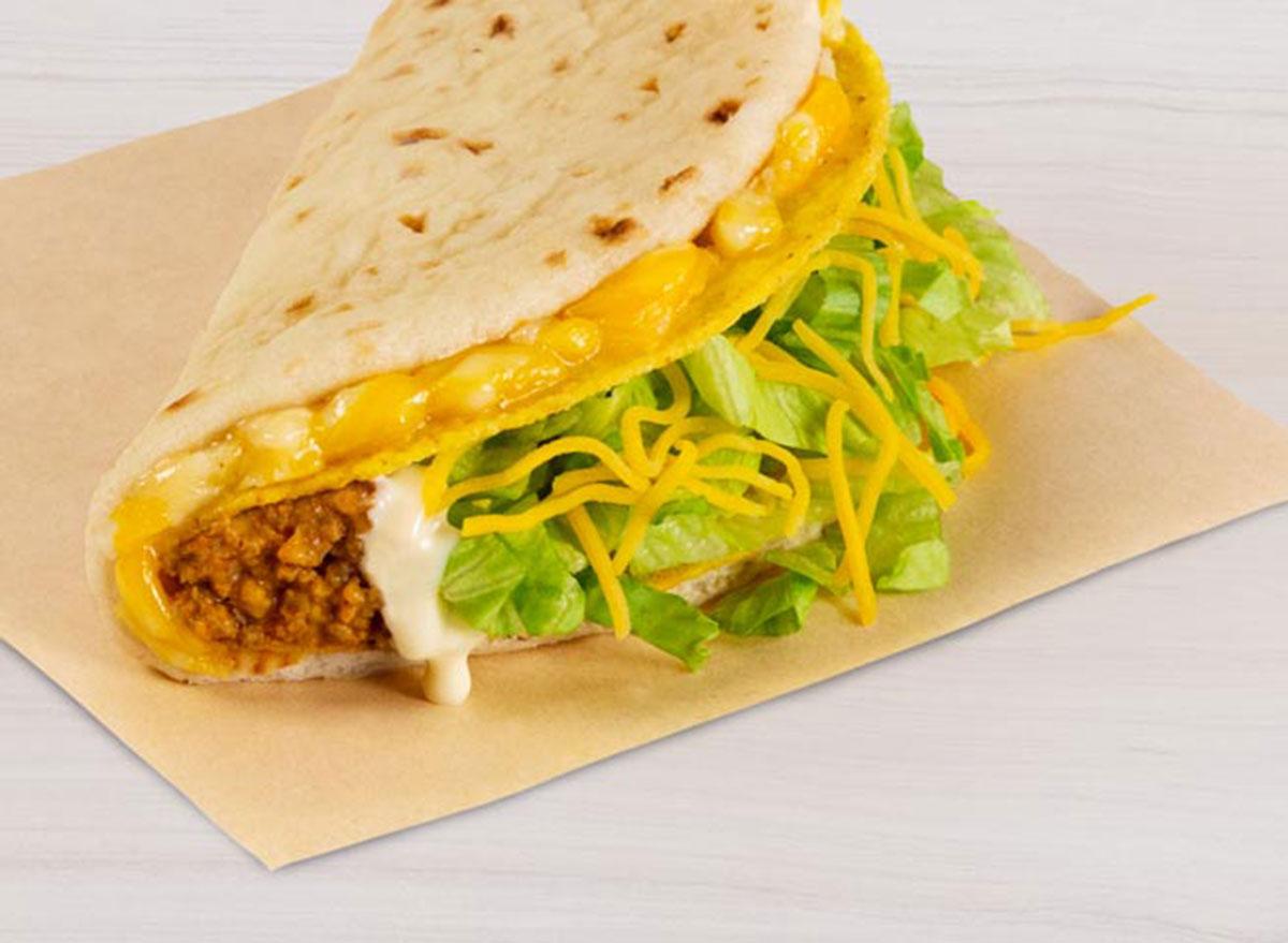 taco bell cheesy gordita crunch supreme worst