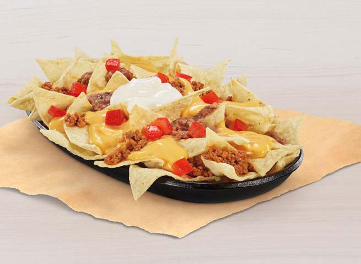 taco bell nacho bell grande worst