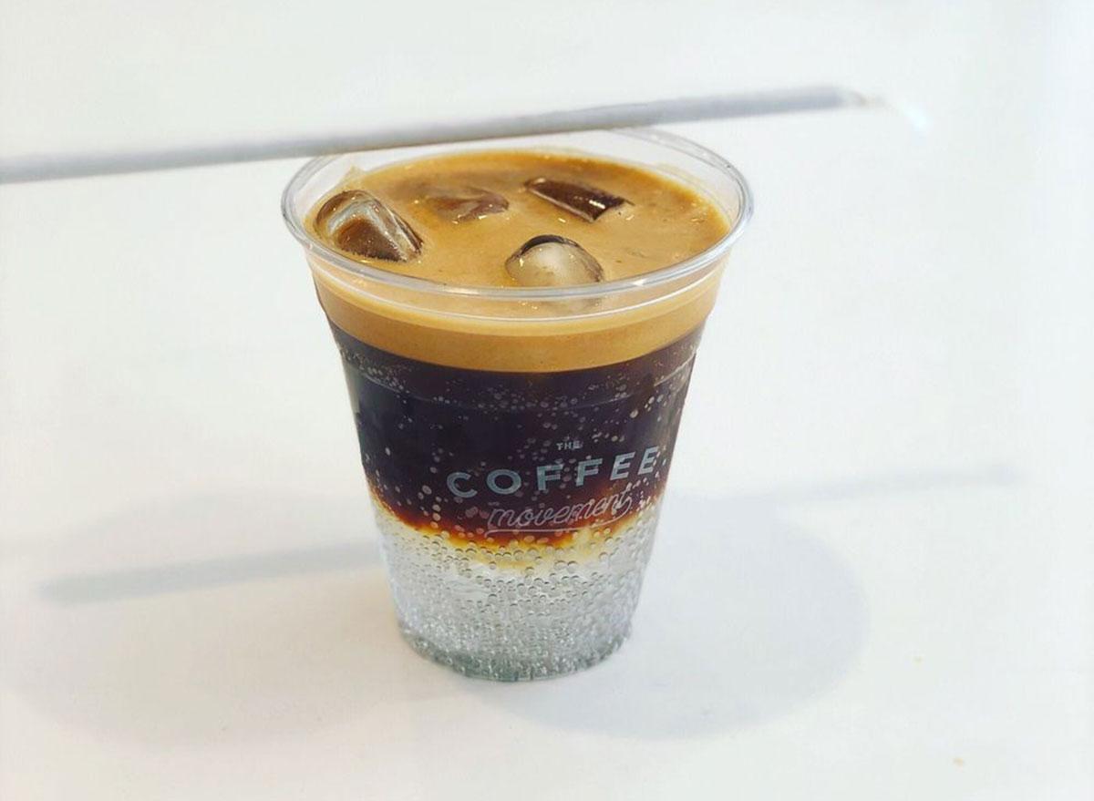 the coffee movement espresso tonic