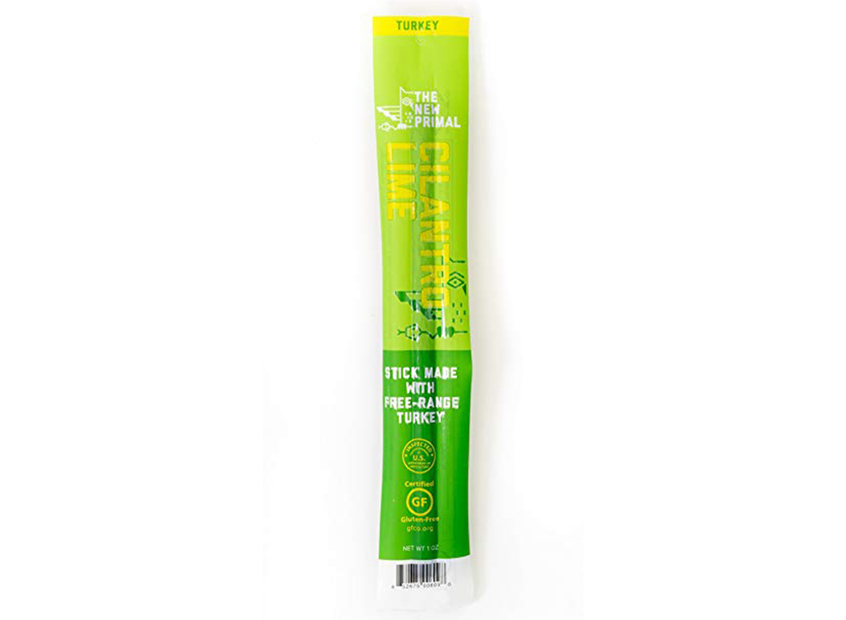 the new primal cilantro lime meat stick