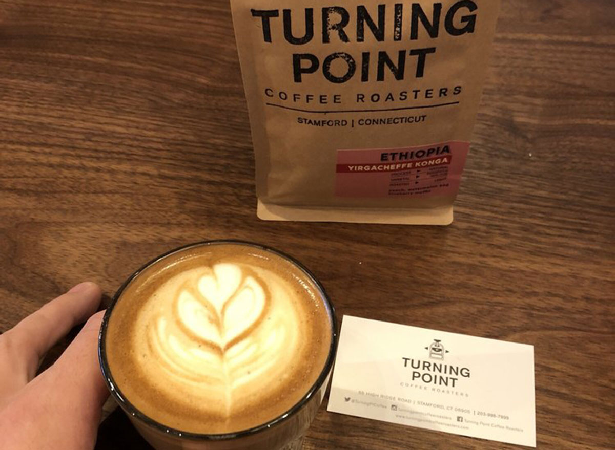 turning point coffee roasters