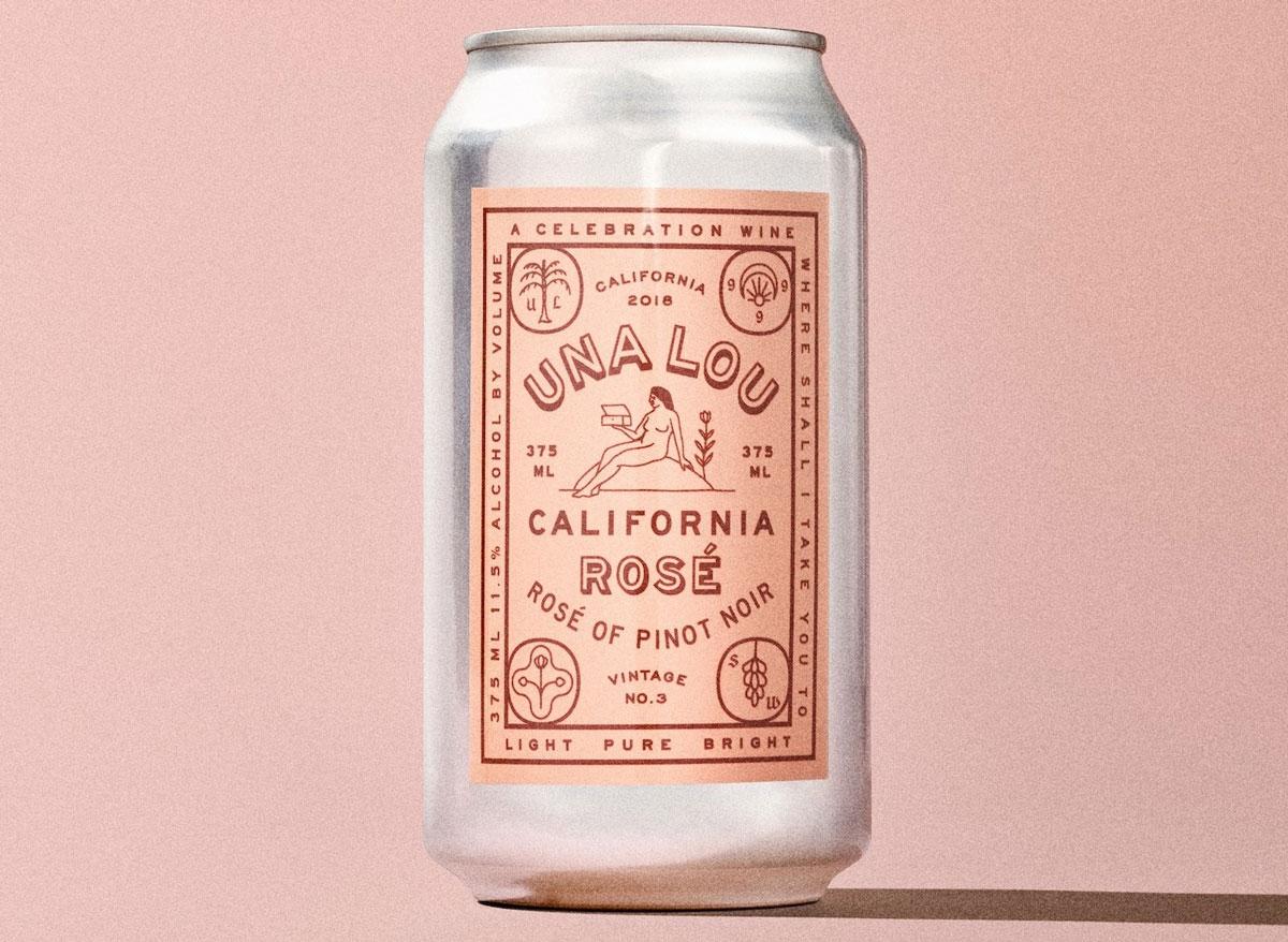 una lou california rose