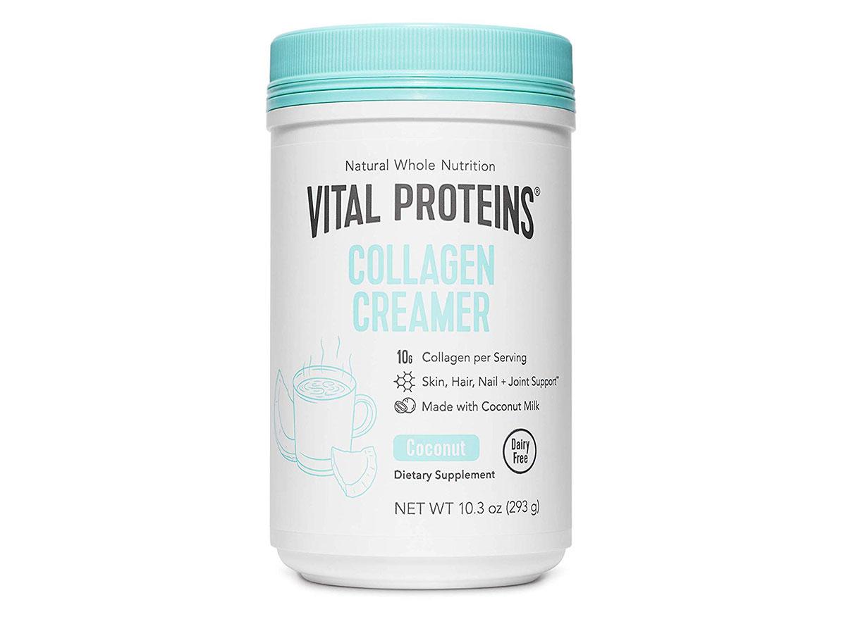 vital proteins collagen creamer tub