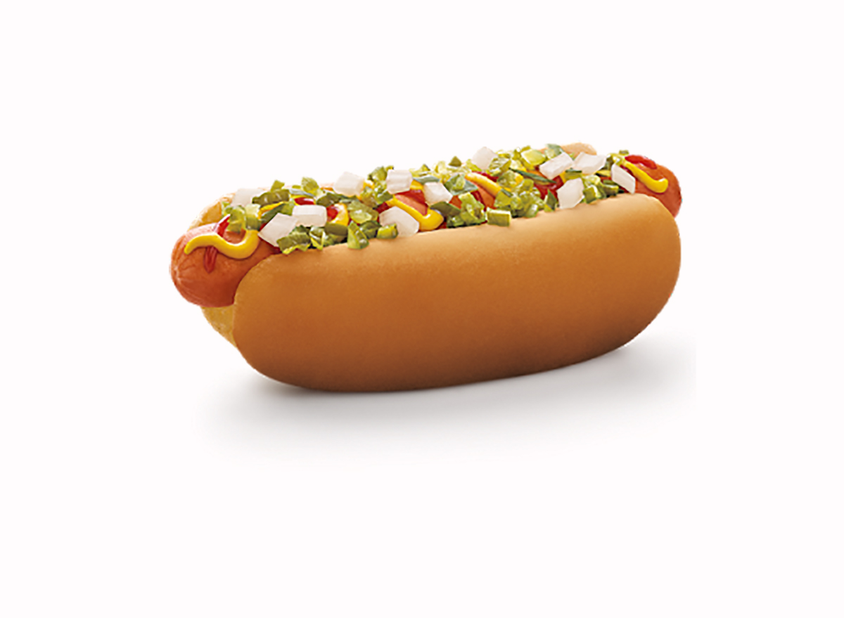 all american dog from sonic