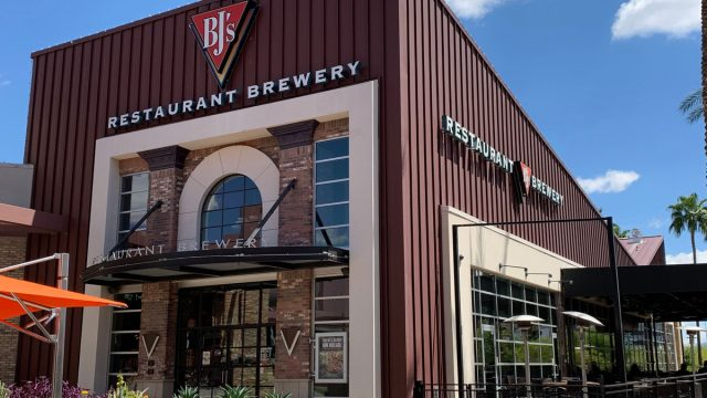 BJs brewery and restaurant