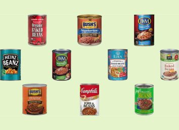 baked beans graphic