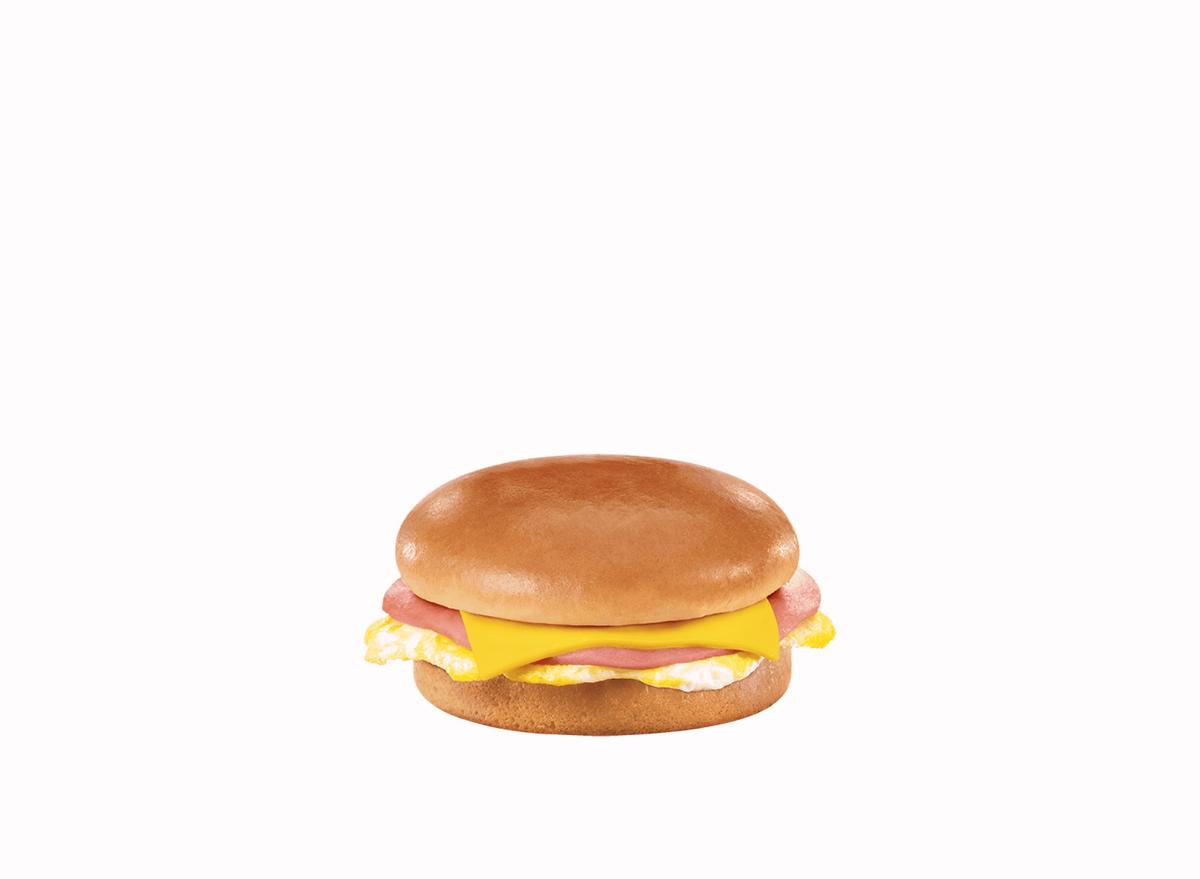 breakfast jack sandwich from jack in the box