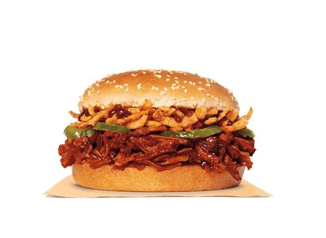 We Sent a Southerner to Try Burger King's Pulled Pork Sandwich—Here's What He Really Thought