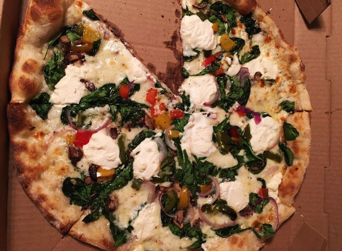 colettis pizza factory primavera pizza