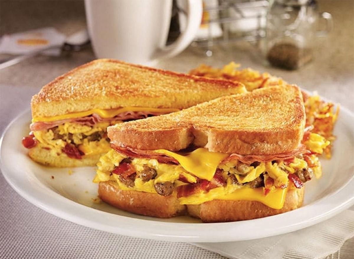 dennys grand slamwich