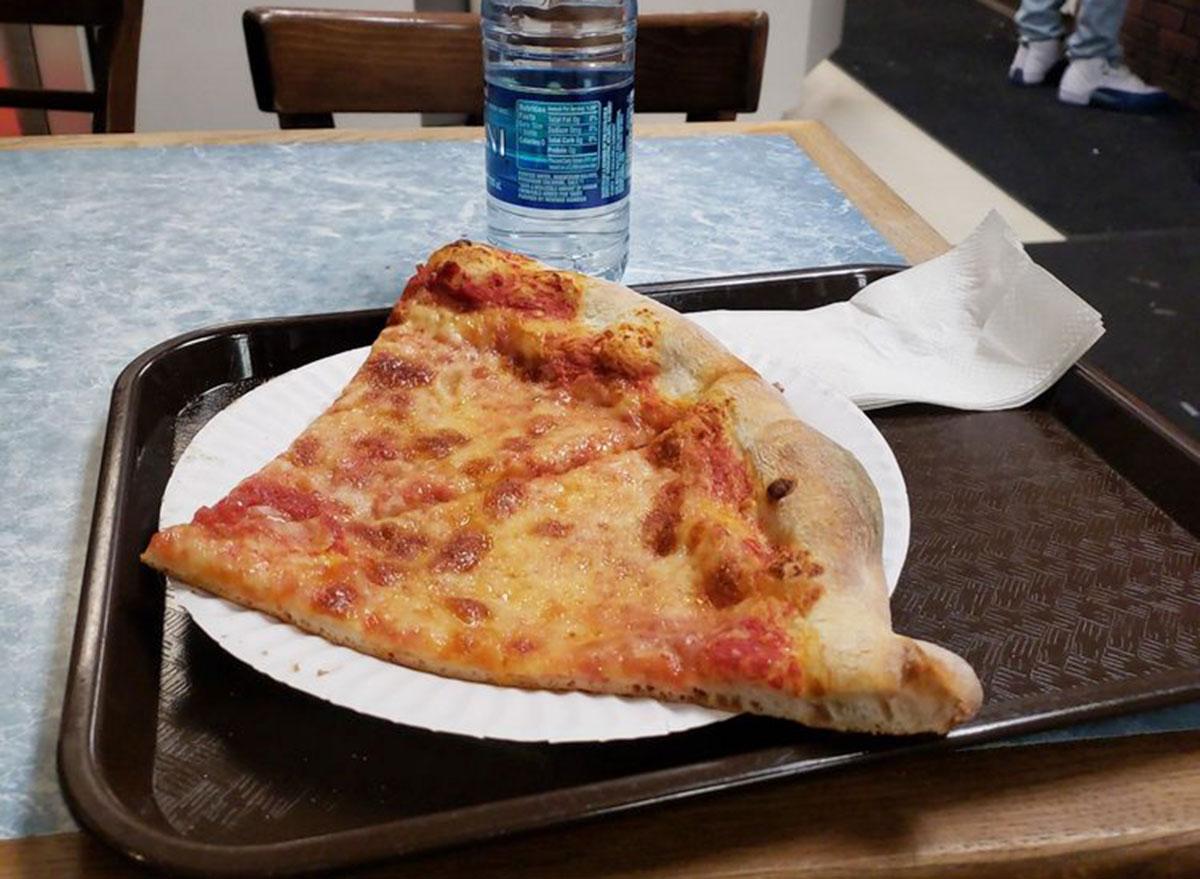 domenick pia pizzeria cheese pizza