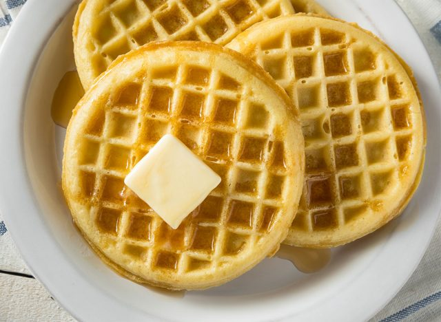 We Tasted 9 Frozen Waffles & These Are the Best