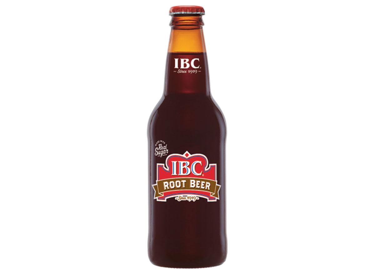 ibc root beer bottle