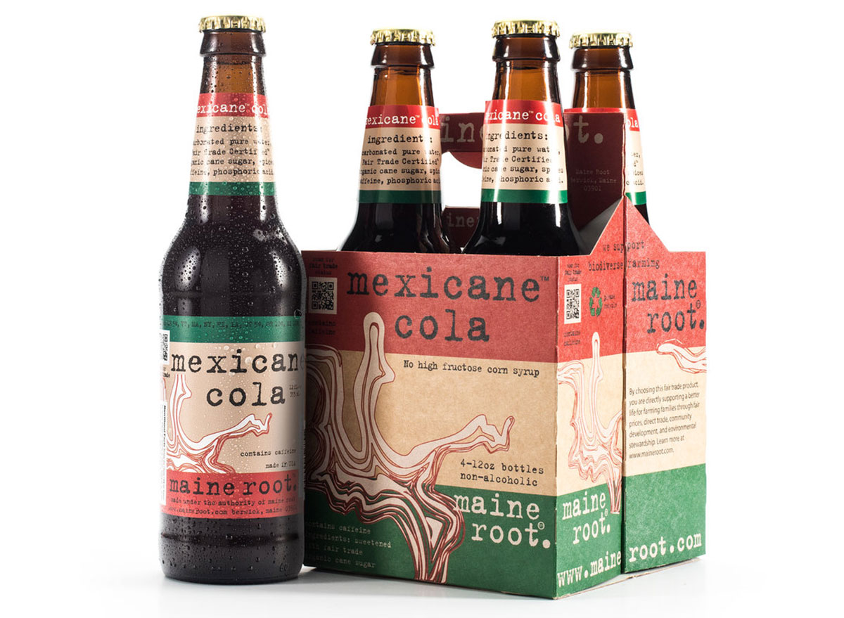 maine root mexican cola 6-pack bottles