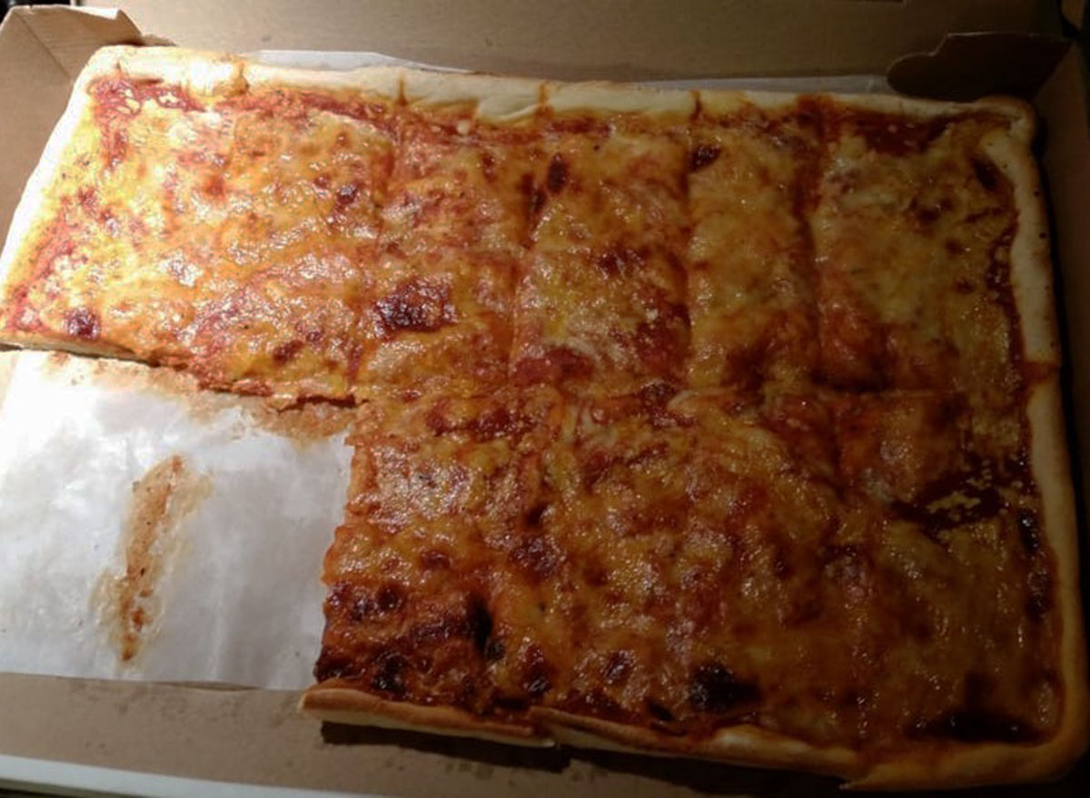 maronis pizza house old forge cheese pizza