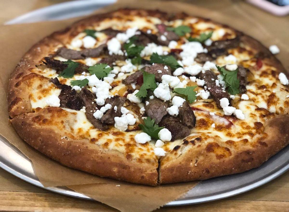 meld kitchen sandwich bar steak pizza