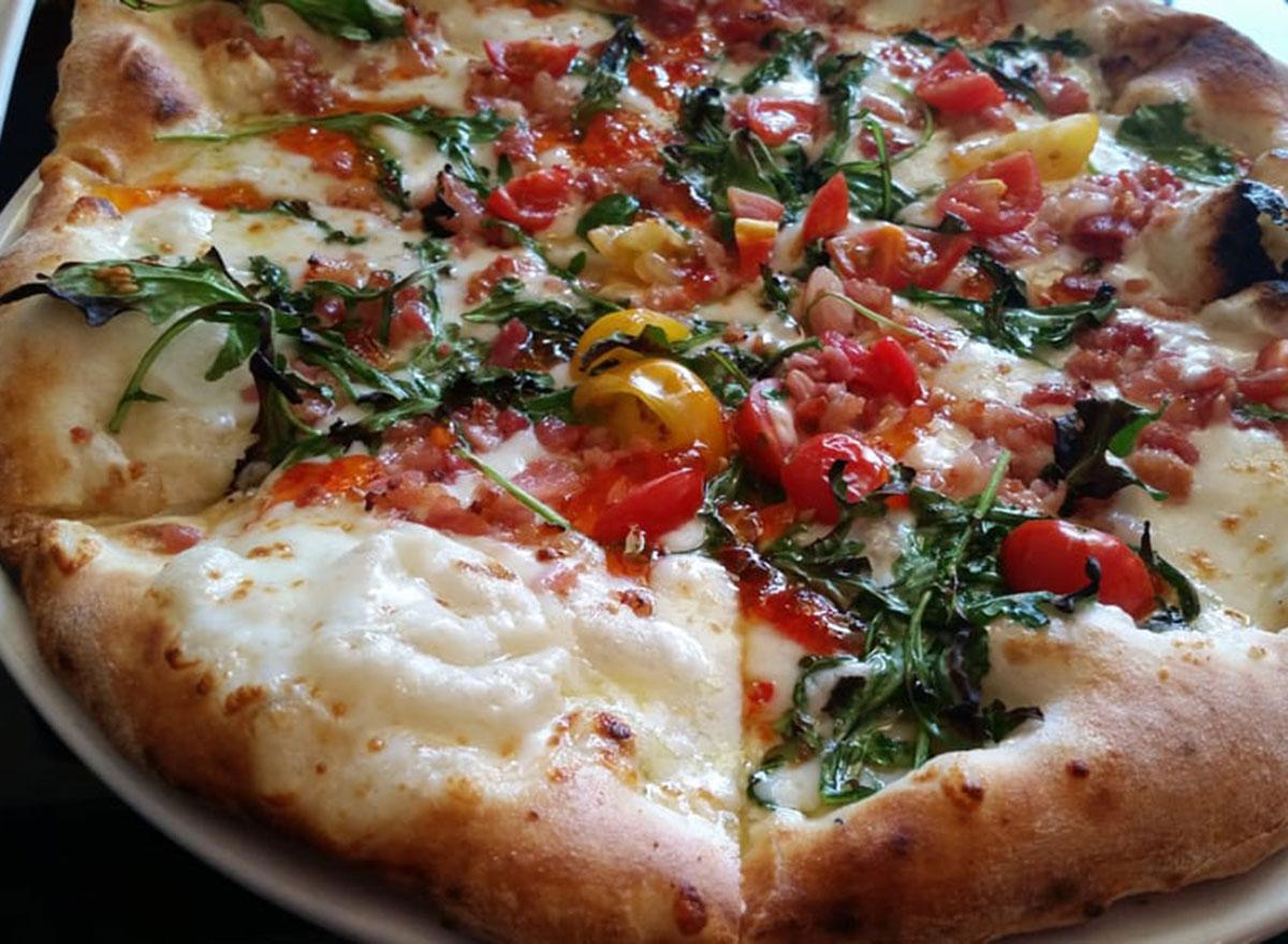 pizzeria bella vista by signorelli diavolo rosso
