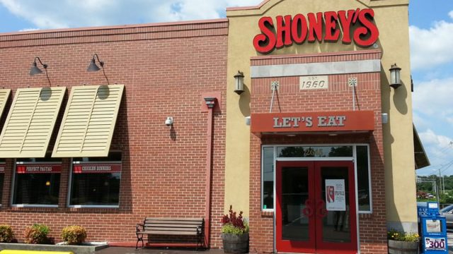 Shoneys restaurant