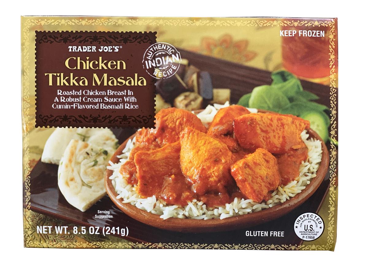 Trader joes chicken tikka masala