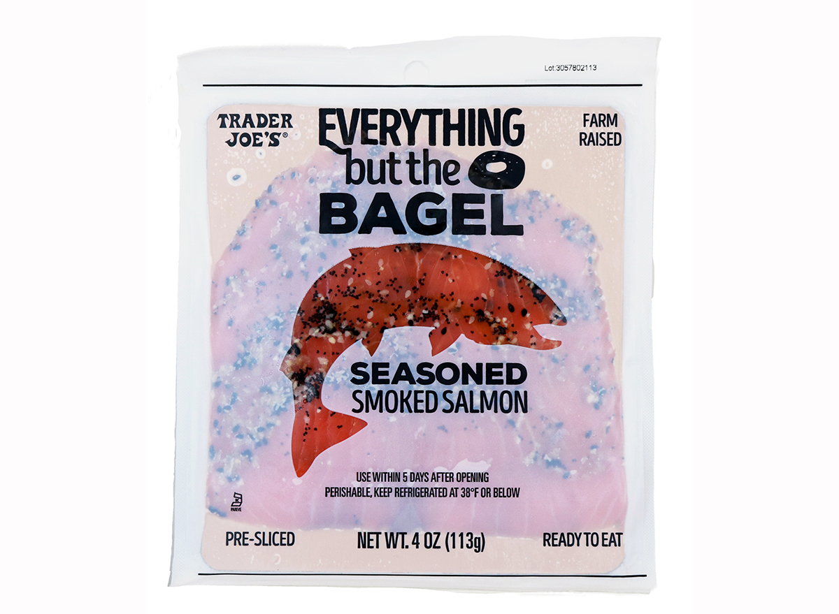 everything but the bagel seasoned