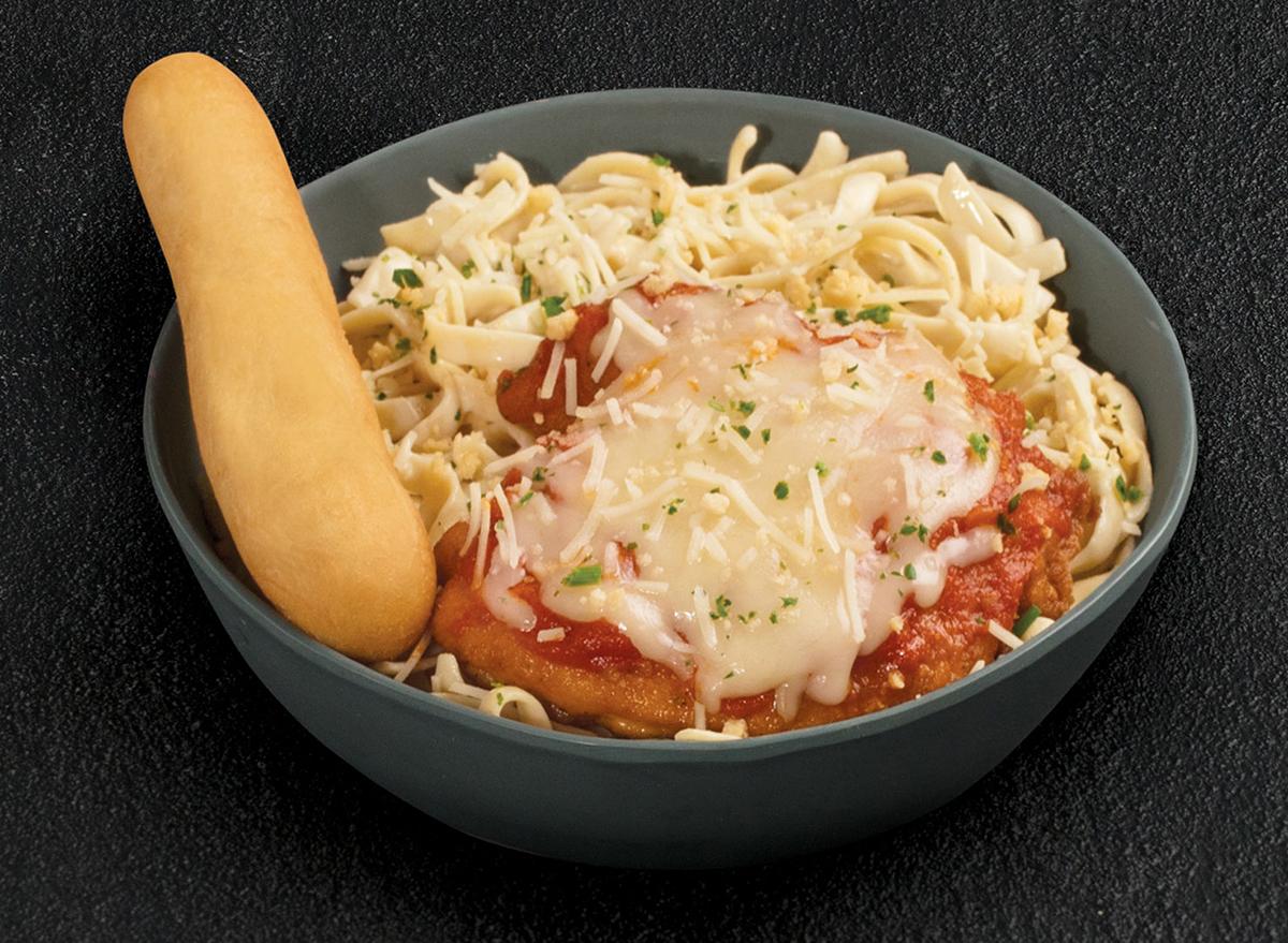 tgi friday's chicken parmesan pasta