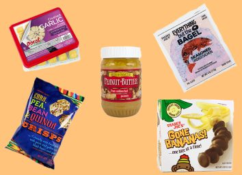 products from Trader Joe's