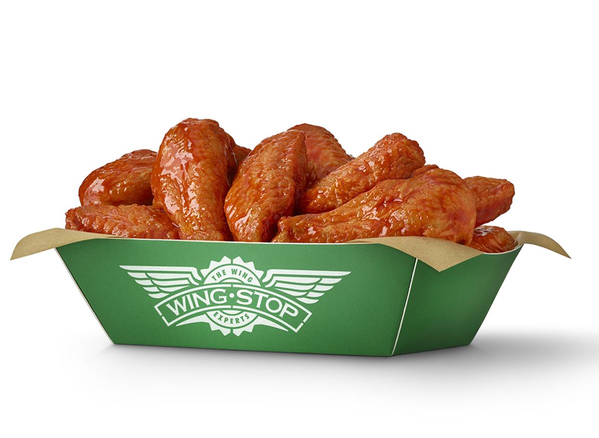wingstop mild wings
