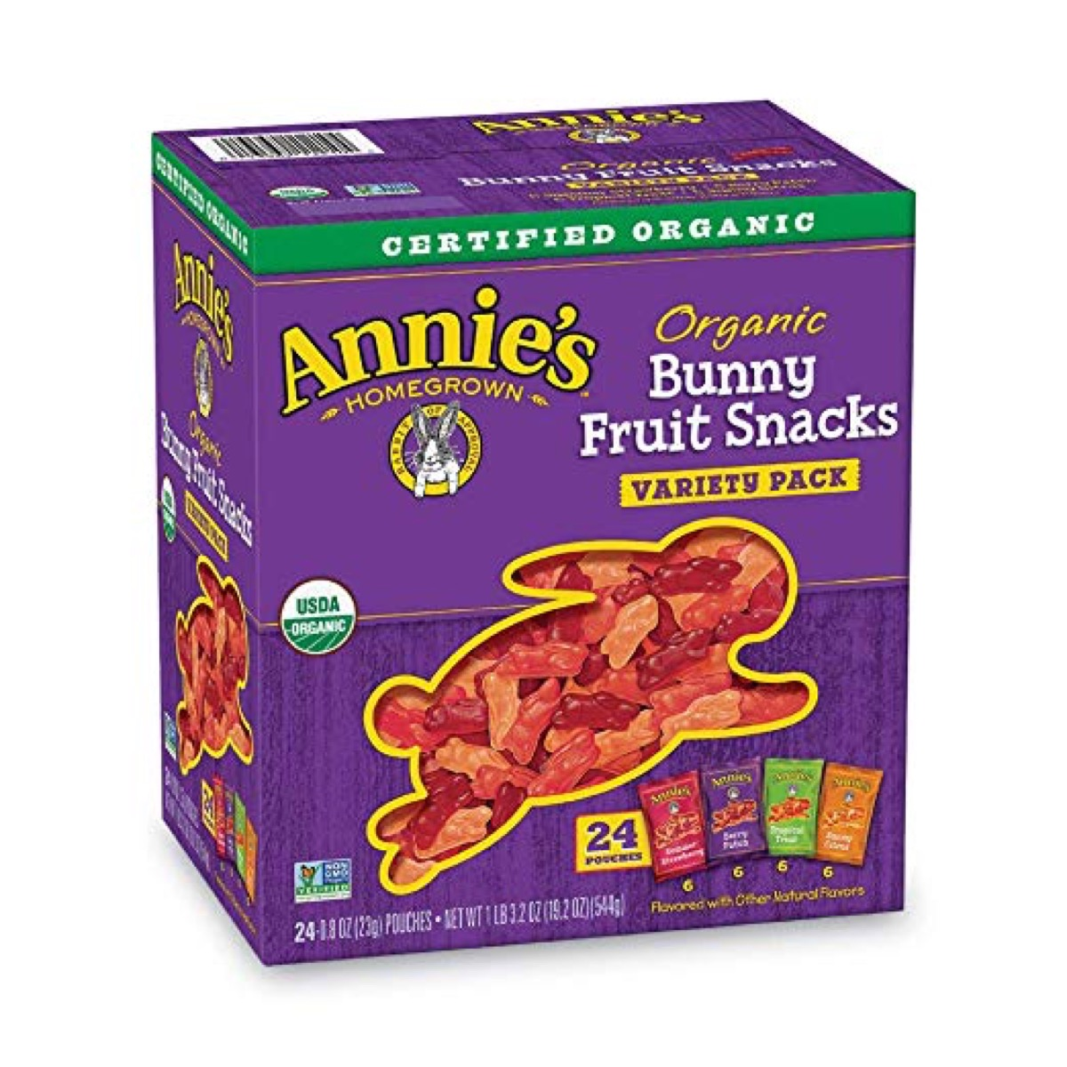 annie's bunny fruit snacks, peanut free preschool snacks