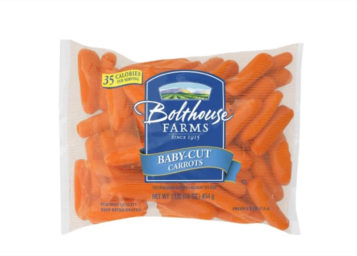 baby carrots, peanut free preschool snacks