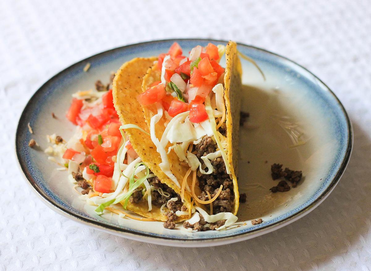 classic beef taco recipe