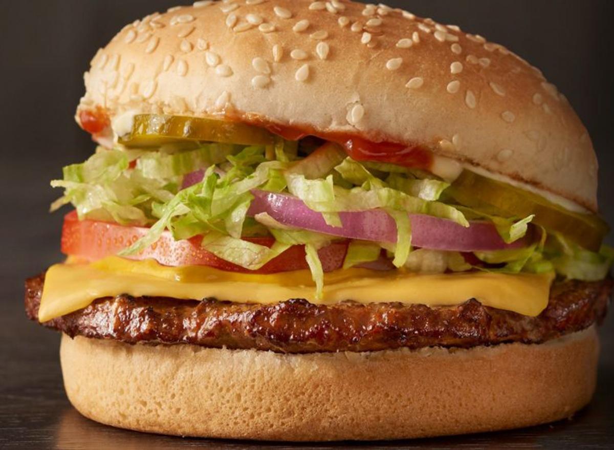 checkers checkerburger