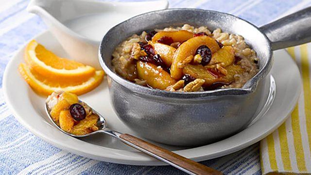 cracker barrel apple n cinnamon oatmeal